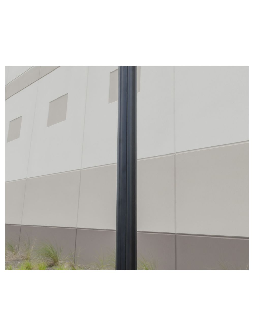Courtyard Outdoor Light Post Base Sold Separately