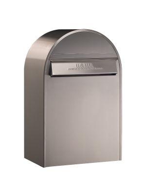 USPS Bobi Classic (B) Rear Access Stainless Mailbox