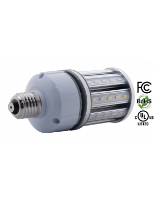 15W LED Corn Lamp - HID Replacement Equivalent to 50W HPS/HID/MH or CFL